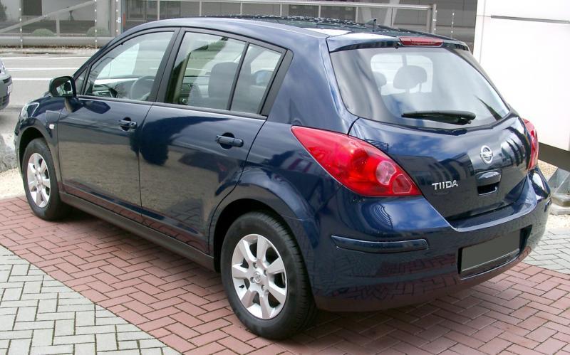 Nissan Tiida 1.5 dCi
