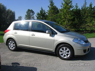 Nissan Tiida 1.6 AT Tekna