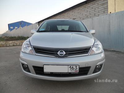 Nissan Tiida 1.6 MT Elegance (---2T)