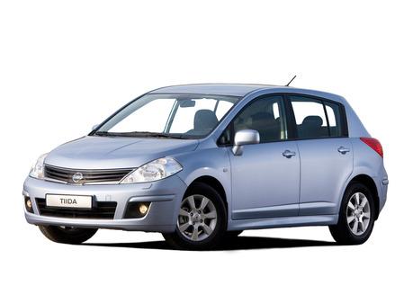 Nissan Tiida 1.6 MT Elegance (U--2-)