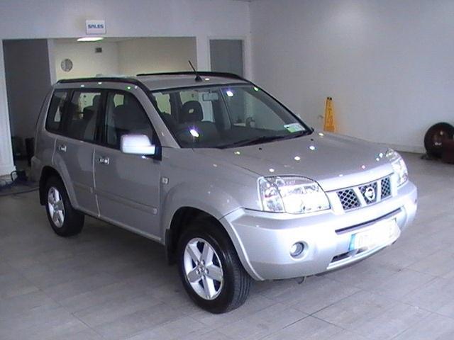 Nissan X-Trail 2.2 D