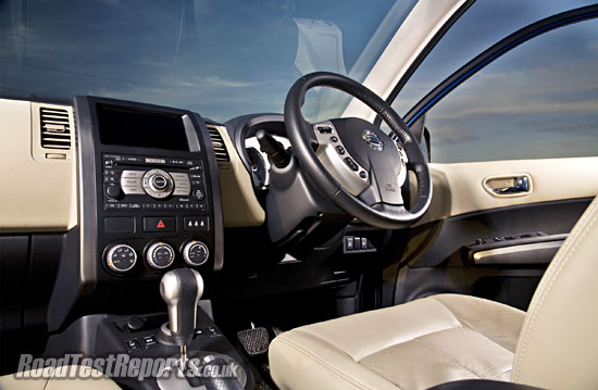 Nissan X-Trail 2.0 AT