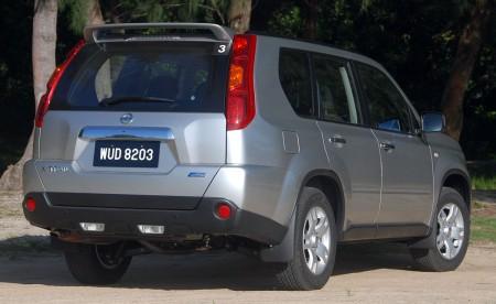 Nissan X-Trail 2.0 CVT LE (---C-)