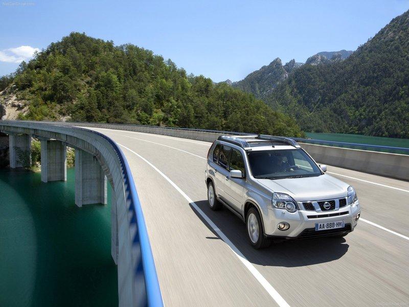 Nissan X-Trail 2.2 Di 114hp MT