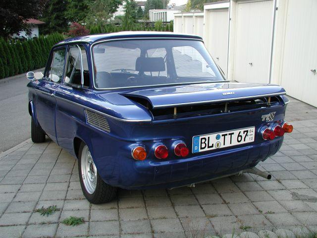 NSU 1200 TTS
