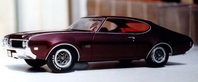 Oldsmobile 4-4-2