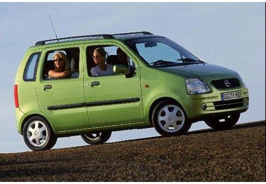 Opel Agila 1.0 Twinport