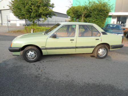 Opel Ascona 1.3 S