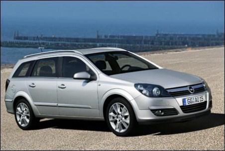 Opel Astra 1.6 Caravan