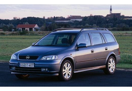 Opel Astra 1.6 Caravan CNG