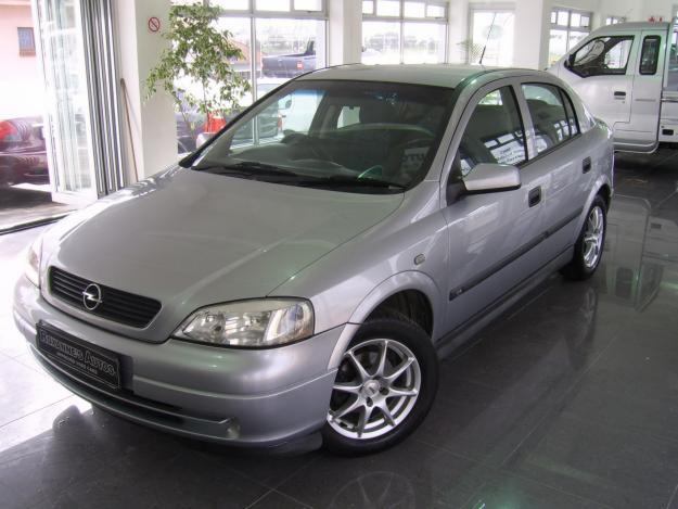 Opel Astra 1.6 CS