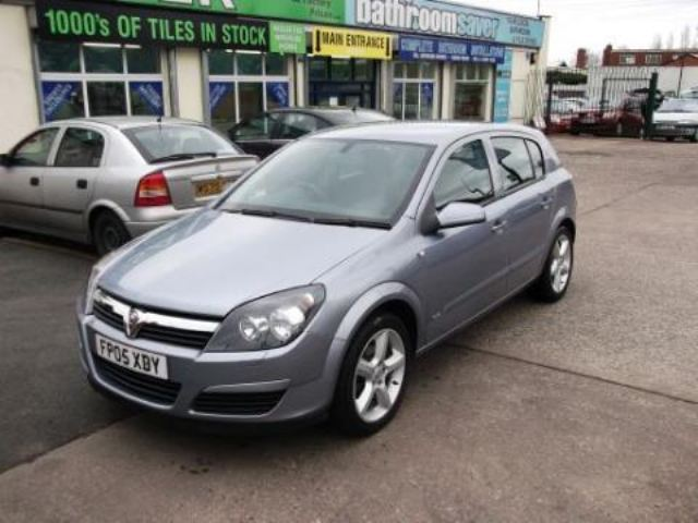 Opel Astra 1.8 Automatic