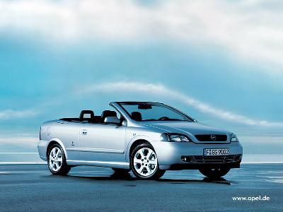 Opel Astra 1.8 Cabriolet