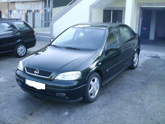 Opel Astra 1.4 16V