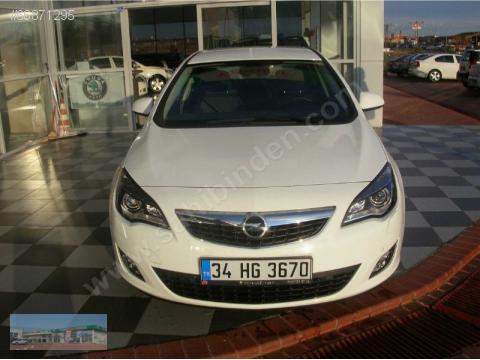 Opel Astra 1.6 115hp AT