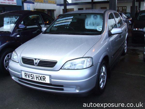 Opel Astra 1.6 i 16V AT