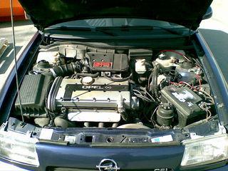 Opel Astra 2.0 DOHC 16V