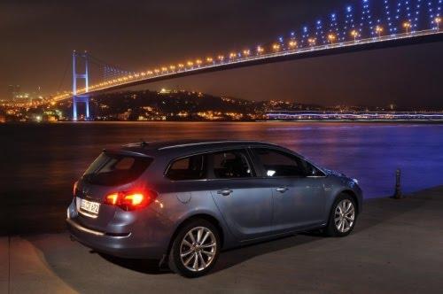 Opel Astra Sports Tourer 2.0 CDTi