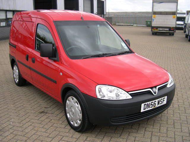 Opel Combo 1.7 DI ECOTEC 16V