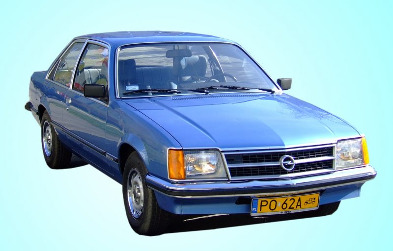 Opel Commodore 2.5