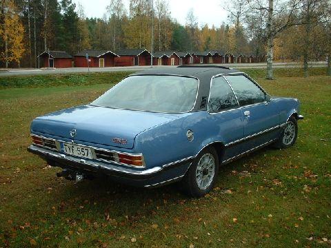 Opel Commodore 2.5 GS