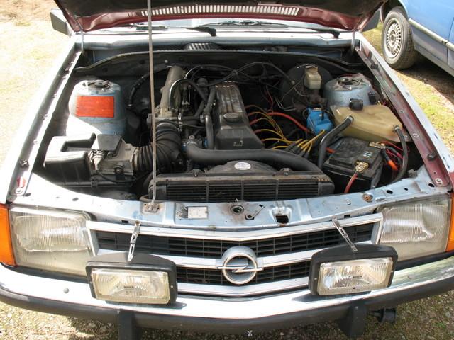 Opel Commodore 2.5 S