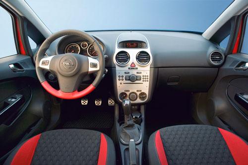 Opel Corsa 1.6 Turbo GSi