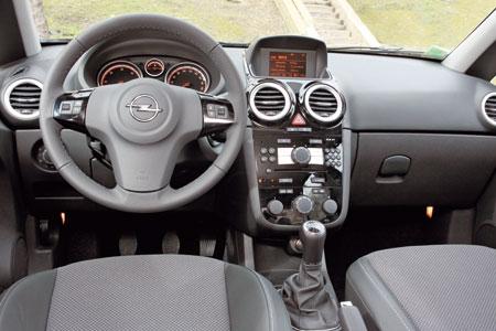 Opel Corsa 1.7 CDTi