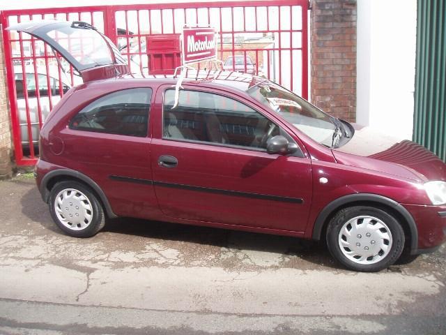 Opel Corsa 1.0 i 12V
