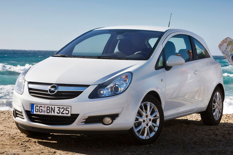 Opel Corsa 1.2 85hp AT Color Edition
