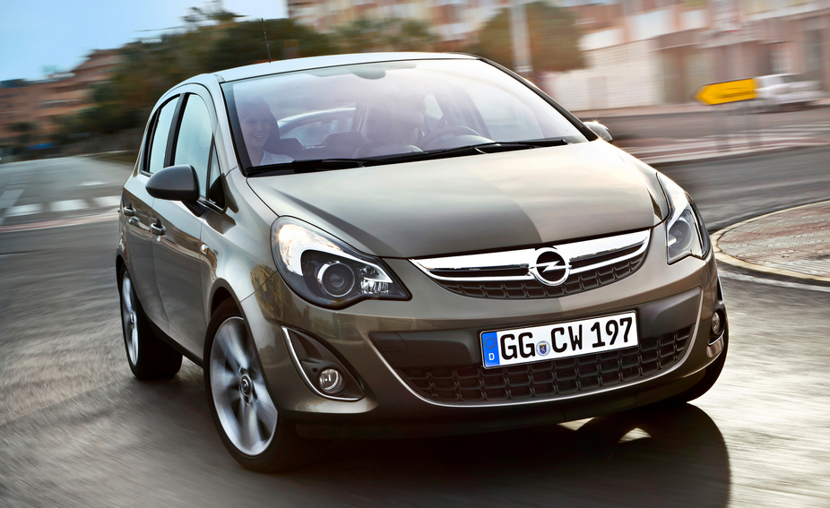 Opel Corsa 1.2 85hp MT Enjoy