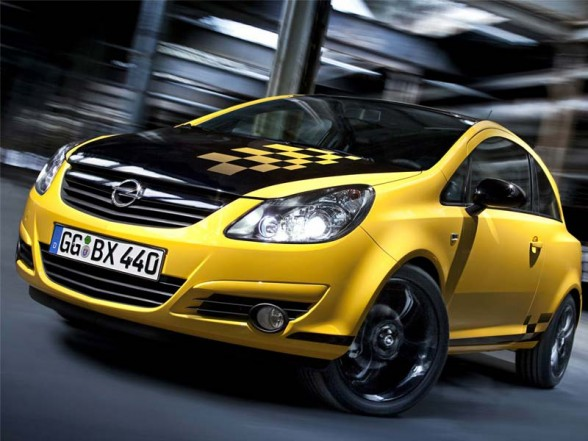 Opel Corsa 1.4 100hp MT Enjoy