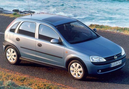 Opel Corsa 1.7 D