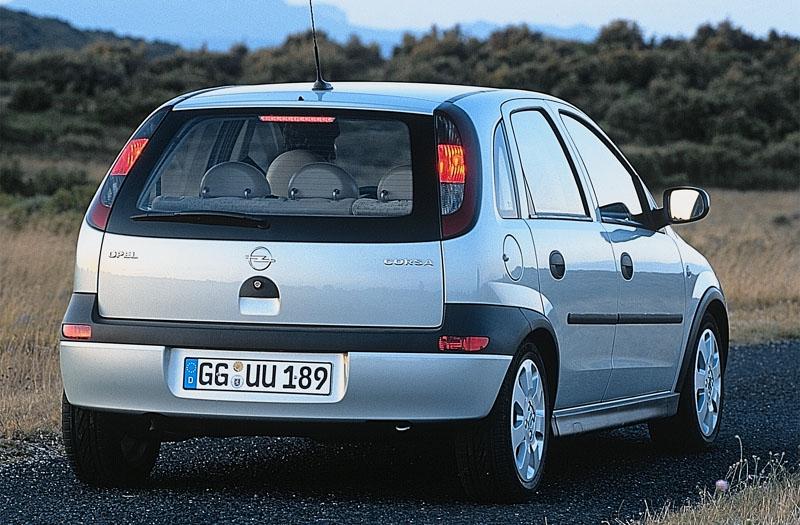 Opel Corsa 1.7 DTI 16V