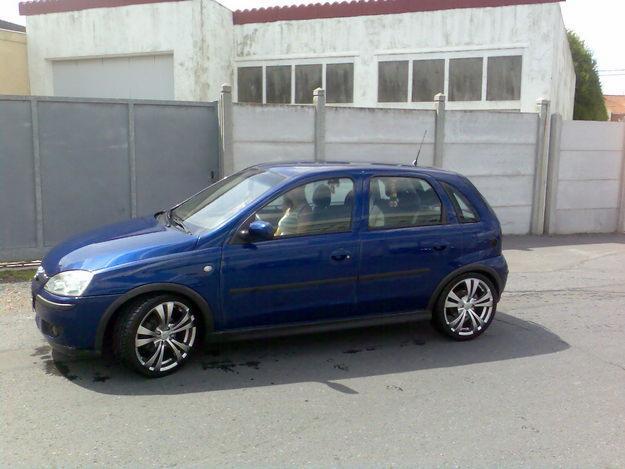 Opel Corsa 1.8 16V