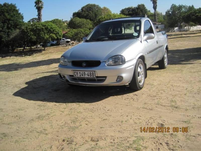 Opel Corsa Utility 1.4iS