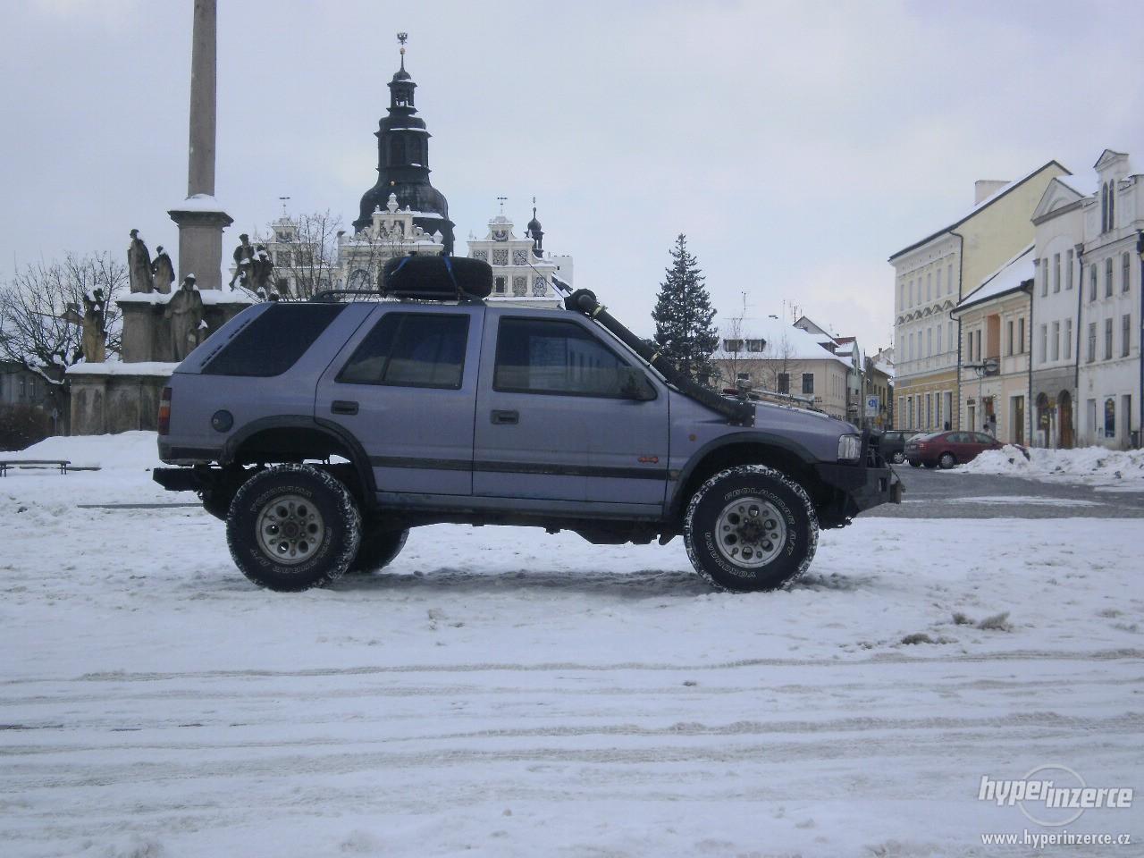 Opel Frontera 2.3 TD