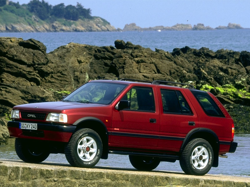 Opel Frontera 2.5 TD