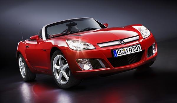 Opel GT 2.0 MT