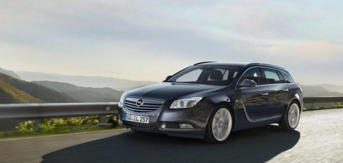 Opel Insignia 1.6 Turbo Sports Tourer