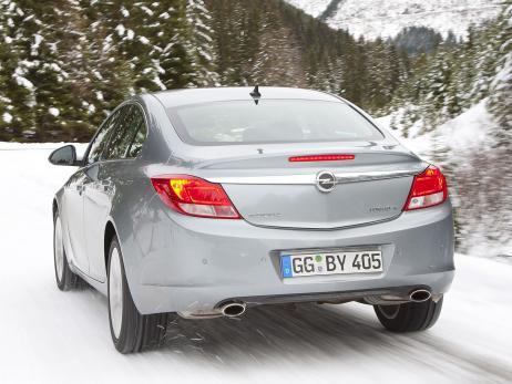 Opel Insignia 2.8 V6 Turbo 4x4