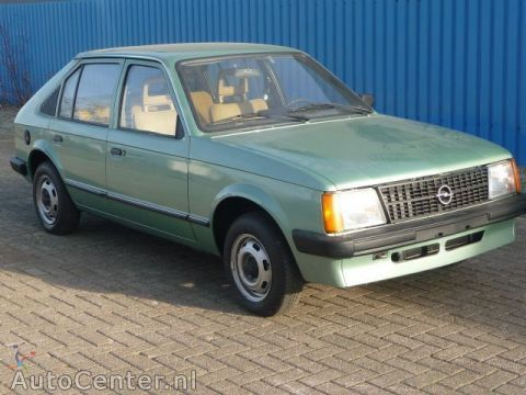 Opel Kadett 1.6 D E Break