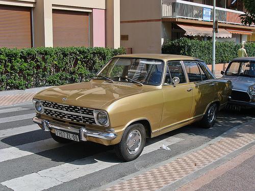Opel Kadett 1.0