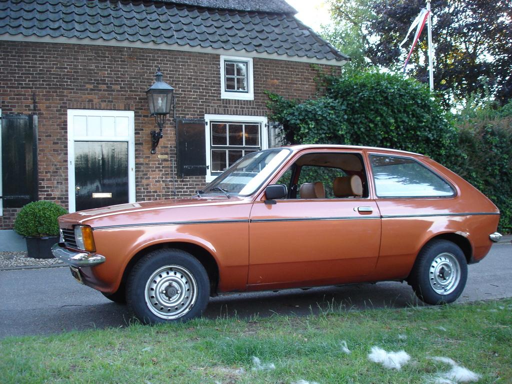 Opel Kadett 1.2 S