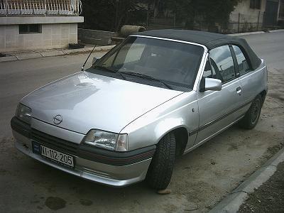Opel Kadett 1.6 i