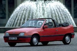 Opel Kadett 2.0 E Cabriolet