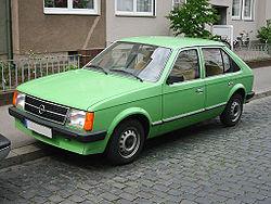 Opel Kadett Coupe