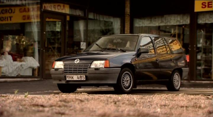Opel Kadett E Break