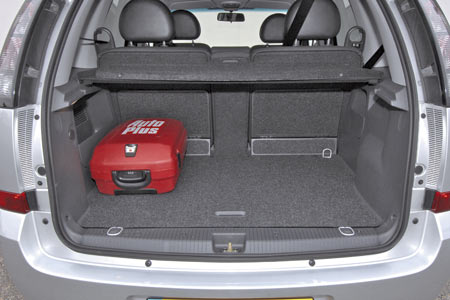 view of opel meriva 1 3 cdti photos video features and tuning of vehicles. Black Bedroom Furniture Sets. Home Design Ideas