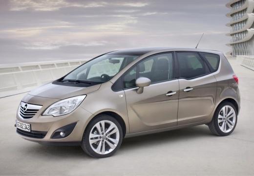Opel Meriva 1.3 CDTi EcoFlex